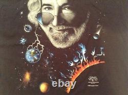 Grateful Dead shirt vintage 1995 Jerry Garcia Estate XL rare Original Lee Brand