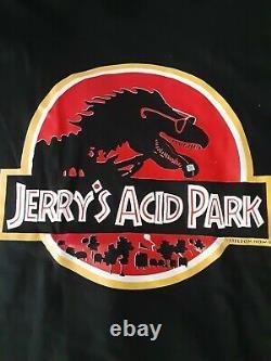Grateful dead jerry garcia Rare item jerrys acid park t shirt xl never worn