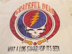 Grateful dead shirt 1992 Giants Stadium VINTAGE Soldier Field Buckeye Lake RARE