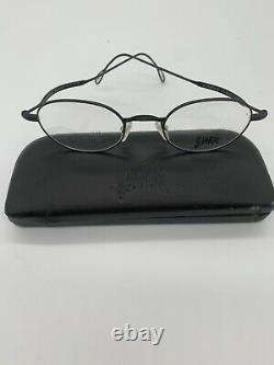Jerry Garcia Glasses Frames New with Case Tagged Rare Grateful Dead