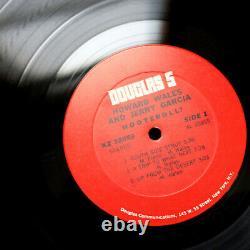 Jerry Garcia Hooteroll Vinyl Lp 1971 Original The Grateful Dead Psych Ex Rare