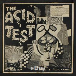 KEN KESEY & GRATEFUL DEAD The Acid Test LP (cw, 5 top split) rare Rock & Pop