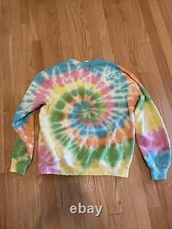 Madeworn sweatshirt grateful dead tie dye small. Awesome. Rare