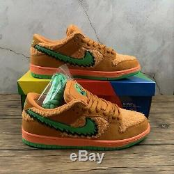 Nike SB Dunk Low Pro Grateful Dead Orange UK7.5 US8.5 BNIB Very Rare