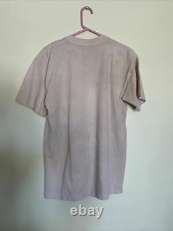 Online Ceramics LSD Bear Head McKenna Medium Shirt M New Grateful Dead RARE OOP