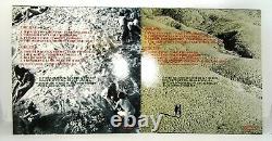 PINK FLOYD ZABRISKIE POINT VERY RARE Volume 1 & 2 Rare Red/Green Vinyl VG+