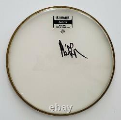 Phil Lesh Signed 10 Remo/Yamaha Drumhead Drum Head Grateful Dead RARE RAD