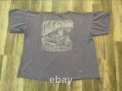 RARE Grateful Dead 1994 Summer Tour Jerry Garcia Vintage Tee XXL 2XL Tour Band