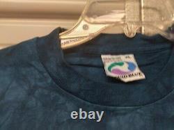 RARE Grateful Dead Double Sided Tshirt Chris Pinkerton XL Liquid NWOT Vintage