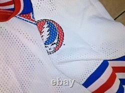 RARE Grateful Dead VINTAGE Hockey Jersey XL Shirt 90s Garcia 1