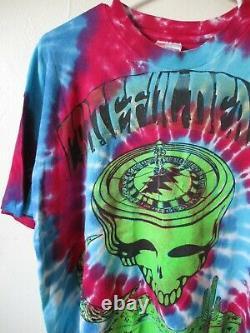 RARE Vintage 1993 Grateful Dead Summer Tour with Sting Las Vegas/ XL / 90's Tee