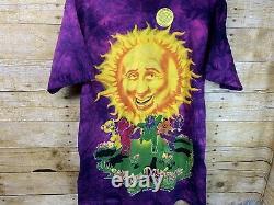 RARE Vintage New Grateful Dead 1995 GDM Sunshine Daydream BOB WEIR Large T SHIRT