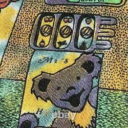 RARE Vtg Grateful Dead Vegas Lot T Shirt 1992