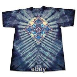 Rare 90s Mikio Grateful Dead Tie Dye T-Shirt Size XL