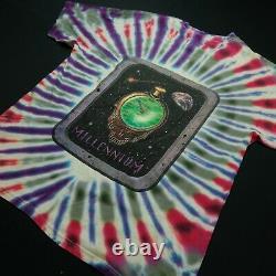Rare VTG Grateful Dead Millenium 2000 Tour Tie Dye T Shirt 90s 2000s Deadhead L