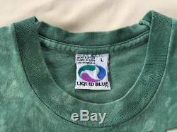 Rare Vintage 90's GRATEFUL DEAD Grateful Dead Parody Tie dye T-shirt size L