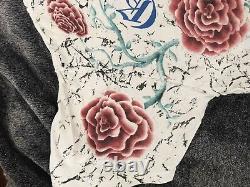 Rare Vintage Grateful Dead Tshirt XL Fair 1991 Brockum GDM Roses Dancing Bears