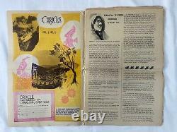 Rare Vintage San Francisco Oracle Newspaper Psychedelia Vol. 1 No. 4 Grateful Dead