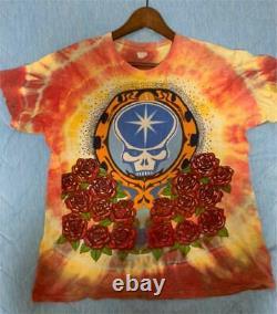 Super Rare 70s Grateful Dead T-Shirt Size L