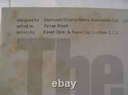 VERY RARE! Grateful Dead European London concert program 1972 BOOK OF THE DEAD