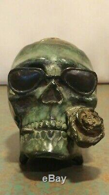 VERY RARE Vintage Grateful Dead Bob Epstein Original Bronze Sculpture 1980's