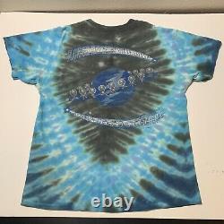VTG Grateful Dead T Shirt XL Encounter Your Face Alien 1996 Single Stitch Rare