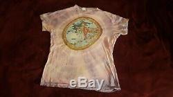 Very RARE Vintage Original Ed Donohue 1979 Grateful Dead T-shirt