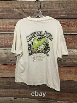 Vintage 1994 RARE Grateful Dead New York City Fall Tour Shirt XL