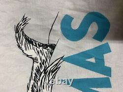 Vintage DR. SEUSS T-shirt 1994 Rare XL Grinch Cat In The Hat OG BANNED