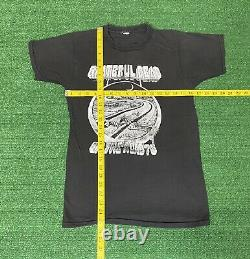 Vintage Grateful Dead 1978 Shirt Size S Shakedown Street Rare