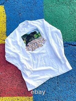 Vintage Grateful Dead 1989 Save the Rainforest RARE long sleeve graphic shirt XL