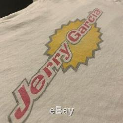 Vintage Grateful Dead 1996 Shirt Life is Like a Bowl of Jerrys Rare 90s Band Tee