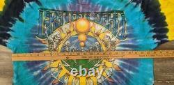 Vintage Grateful Dead Band Shirt 1991 Summer Tour Rare Band Tee Brockum XL