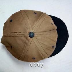 Vintage Grateful Dead Baseball Hat Cap Dancing Bears Spell Out Rare SnapBack 90s