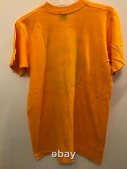 Vintage Grateful Dead Jerry Garcia Deadstock 1970s T-Shirt GROOVY RARE