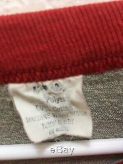 Vintage Grateful Dead Raglan Shirt M KELLEY-MOUSE RARE 1980