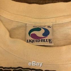 Vintage Grateful Dead Ship Of Fools Shirt Size XL single Stitch Rare 1993 EUC
