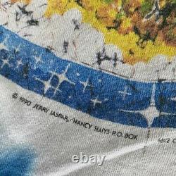 Vintage Grateful Dead Shirt Jerry Jaspar Rare