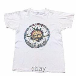 Vintage Grateful Dead T shirt 1986 80s DEADHEAD GRAIL SUPER RARE Parking Lot Tee