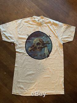 Vintage Grateful Dead T-shirt Arista Records Promo Rare Unworn 1977 Kelley Mouse