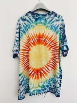 Vintage Grateful Dead shirt 1988 90's JESTER T's Eyes of the World RARE