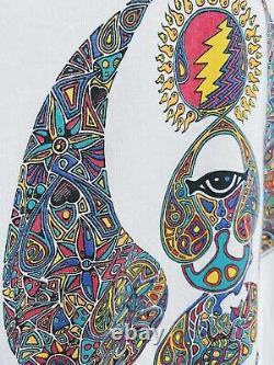 Vintage Grateful Dead shirt 1990 Aoxomoxoa LOT TEE Jerry Garcia RARE