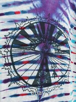 Vintage Grateful Dead shirt 80's LOT TEE Uncle Sam Biker Dancing Bear RARE