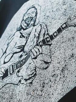 Vintage Jerry Garcia shirt RARE 90s LOT TEE JGB Grateful Dead