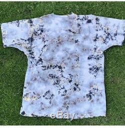 Vintage Rare Tie Dye jimi hendrix Fat Cats Of Atlantis Grateful Dead shirt